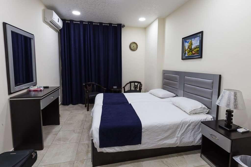 Habitación del 7 Boys Hotel en Amman, Jordania