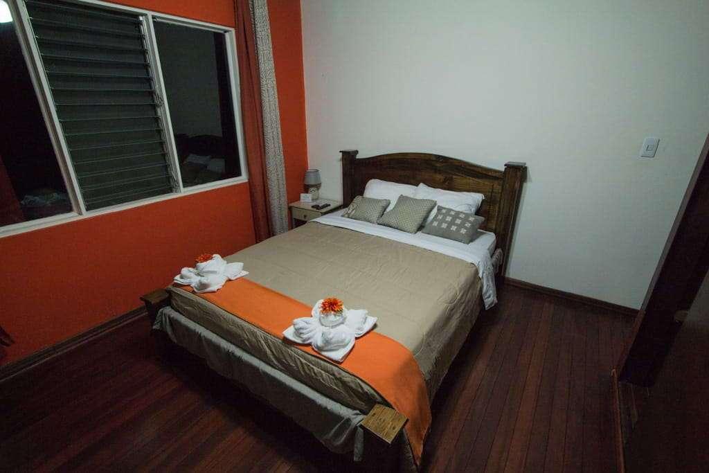 Habitación del Hotel Your House en San José, Costa Rica