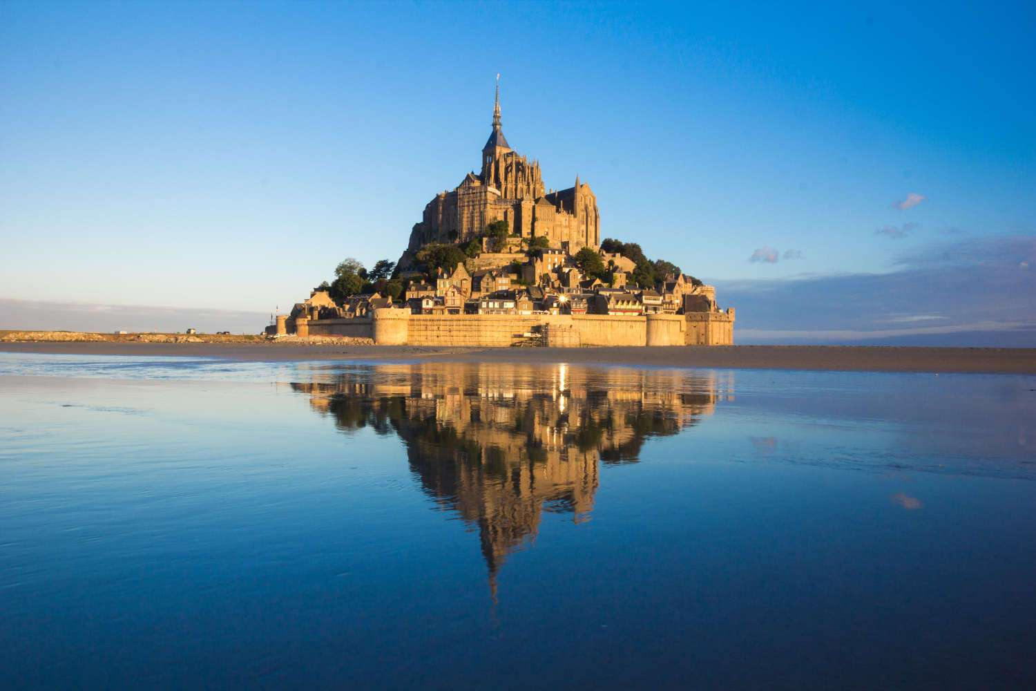 Mt. Saint Michel