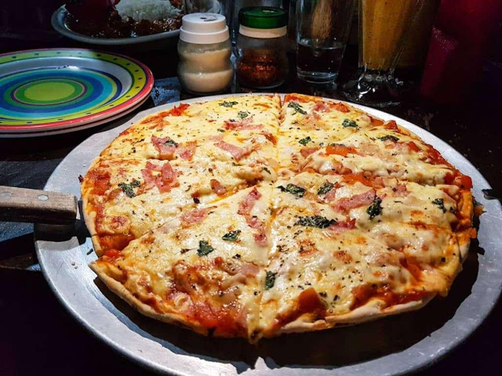 Pizza, una opción diferente si prefieres cómida rápida en Costa Rica