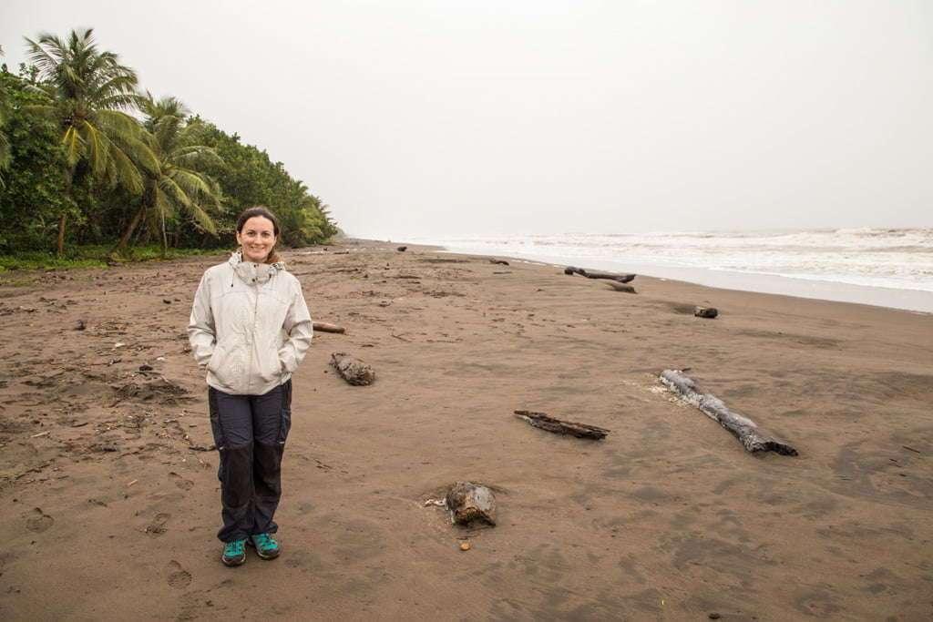 Playa de Tortuguero Costa Rica