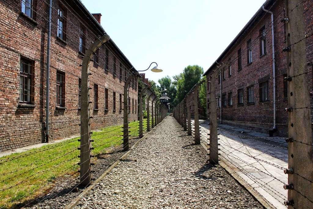 Alambradas de Auschwitz I