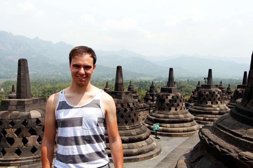 Las estupas de Borobudur