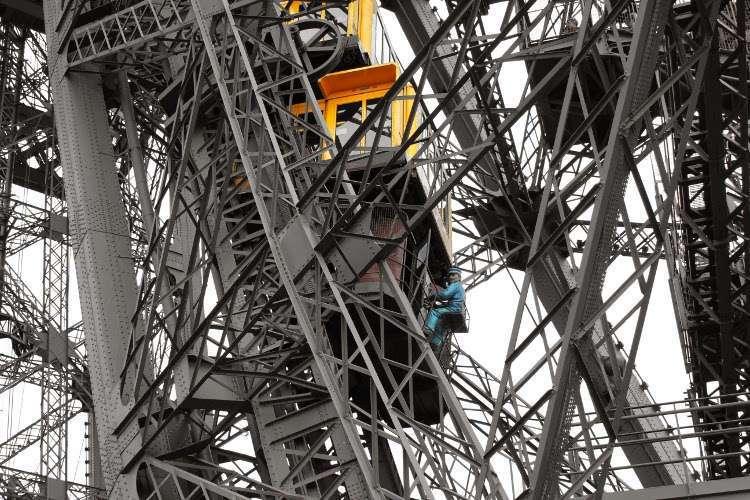 Ascensor de la Torre Eiffel