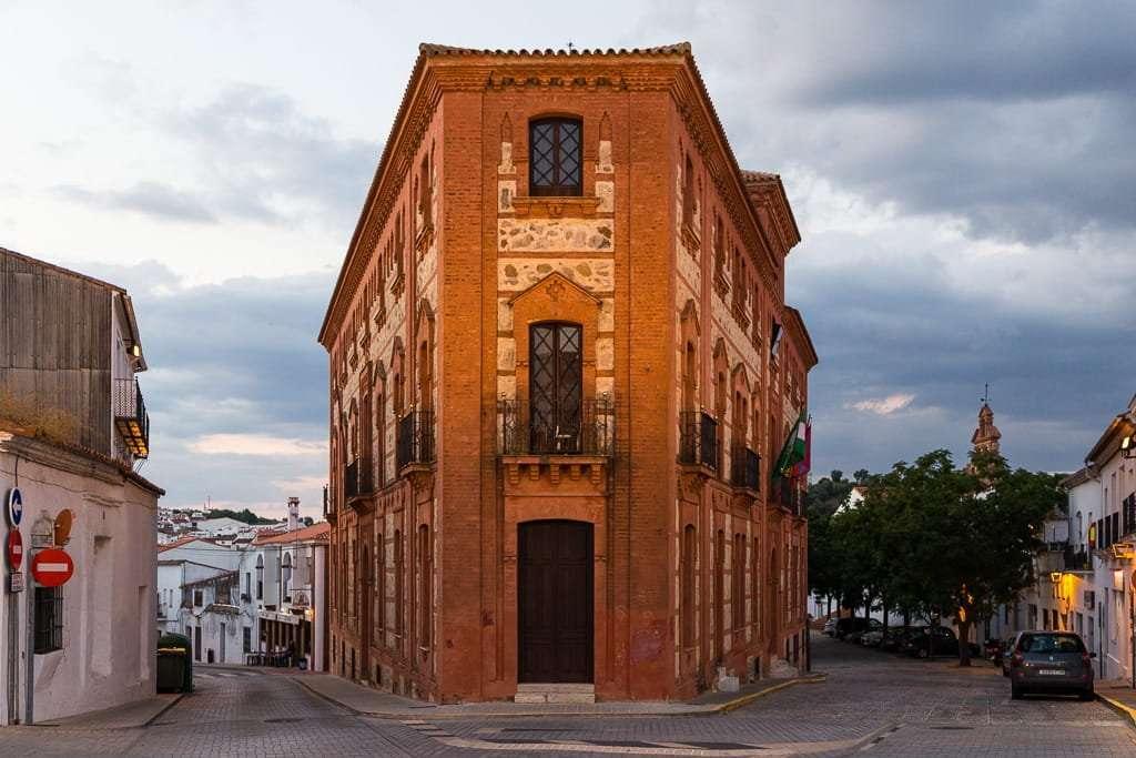 Ayuntamiento de Aracena