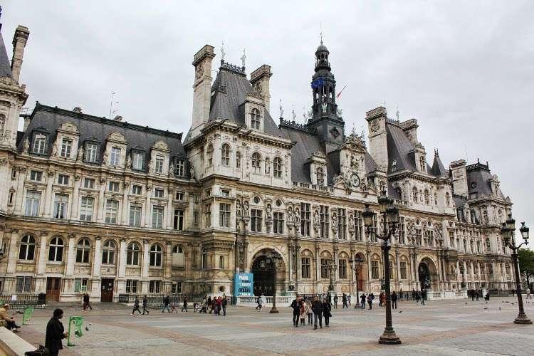 Ayuntamiento de París (Hôtel de Ville)