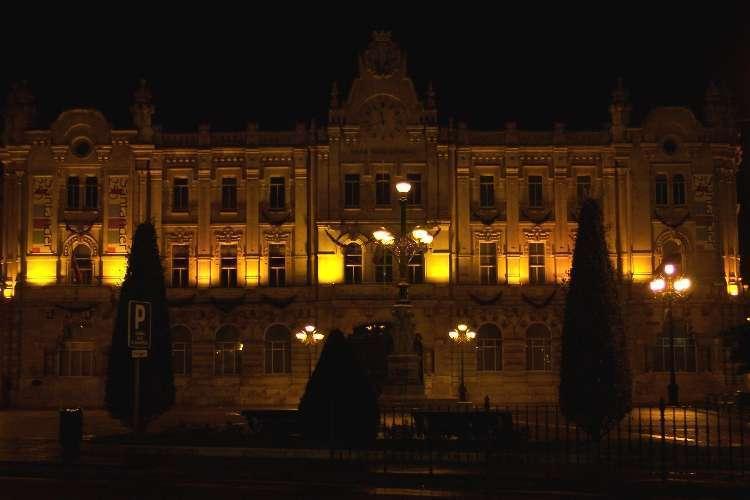 Ayuntamiento de Santader