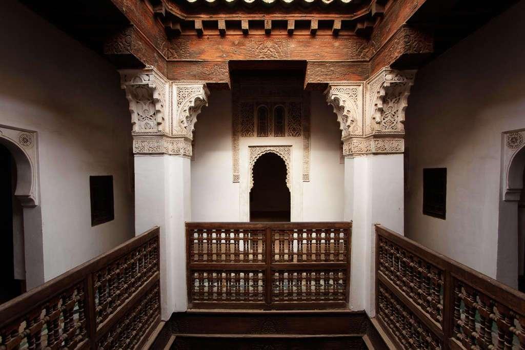 Patio de la Madrasa Ali Ben Youssef