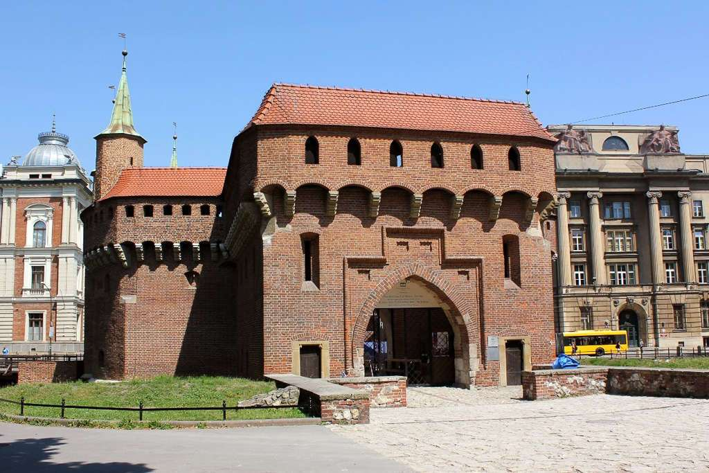 La Barbacana (Cracovia)