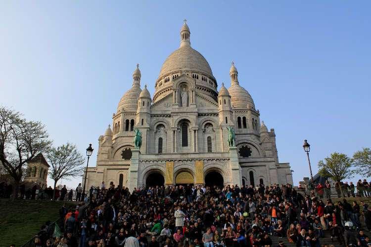 Basílica del Sacré Coeur