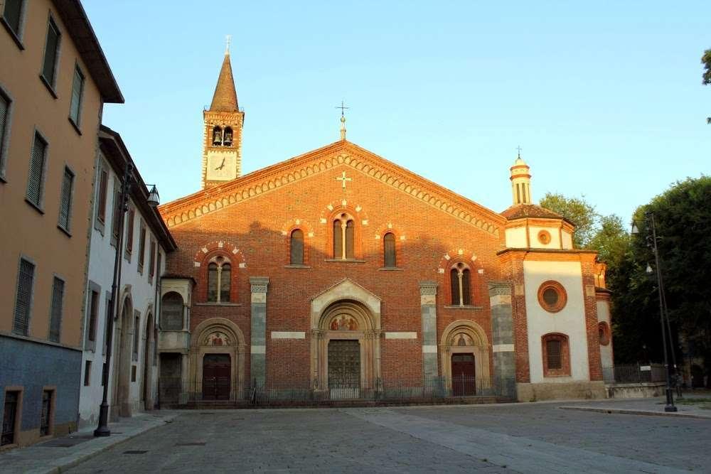 Basílica de San Eustorgio