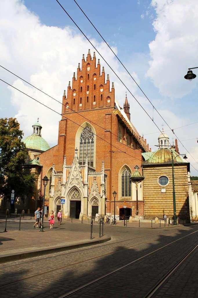 Basílica de la Santa Trinidad (Cracovia)