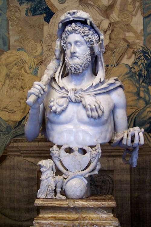 Busto (Museos Capitolinos)