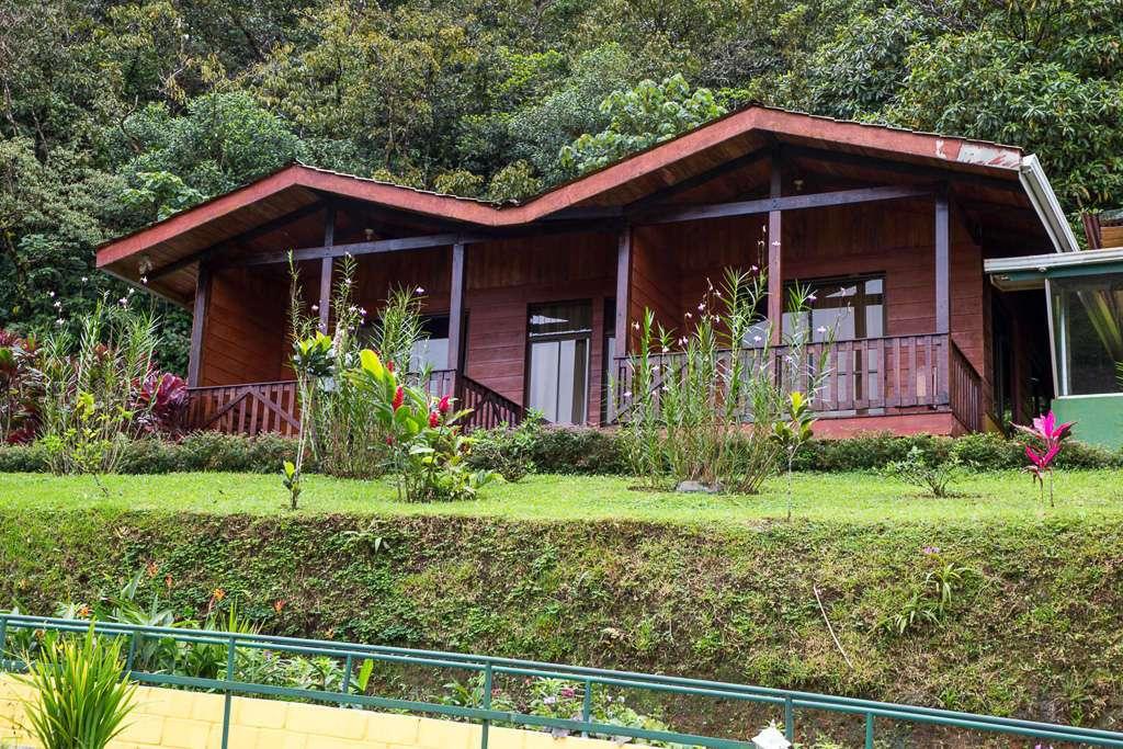 Cabañas del Heliconias Lodge en Bijagua