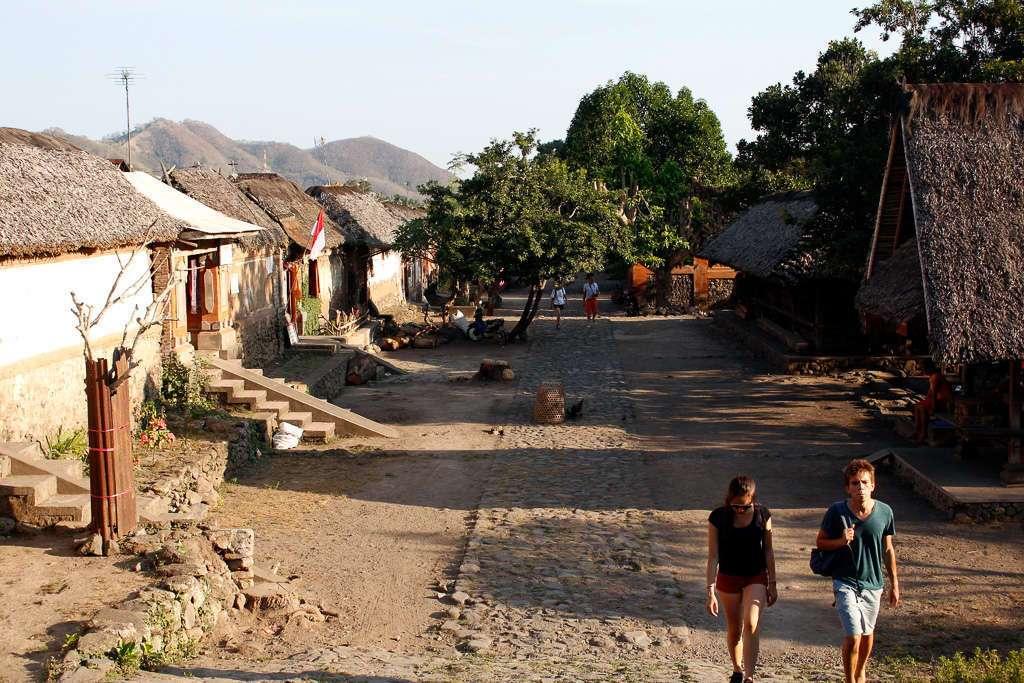 Calle de Tenganan