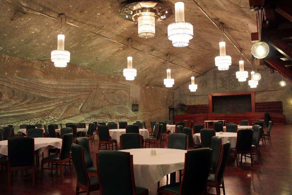 Cámara Warszawa (minas de sal de Wieliczka)