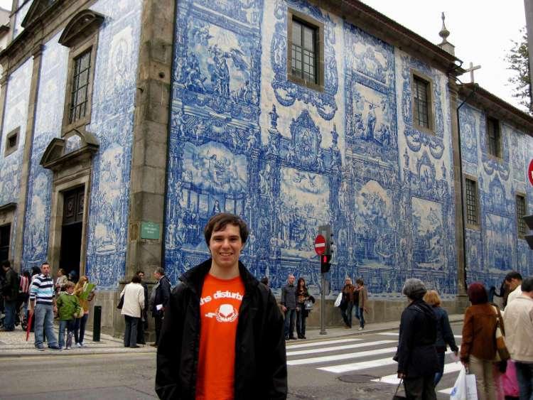 Capela das almas (Oporto)