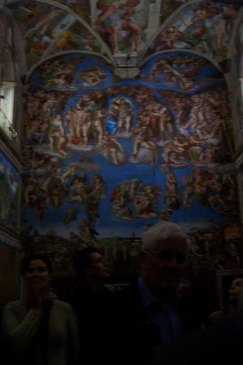 Capilla Sixtina (Museos Vaticanos)