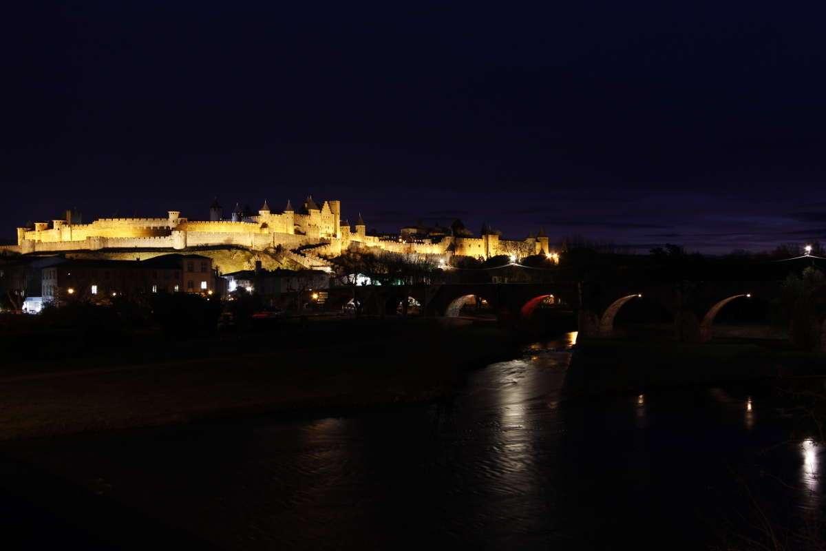 Excursión a Carcassonne