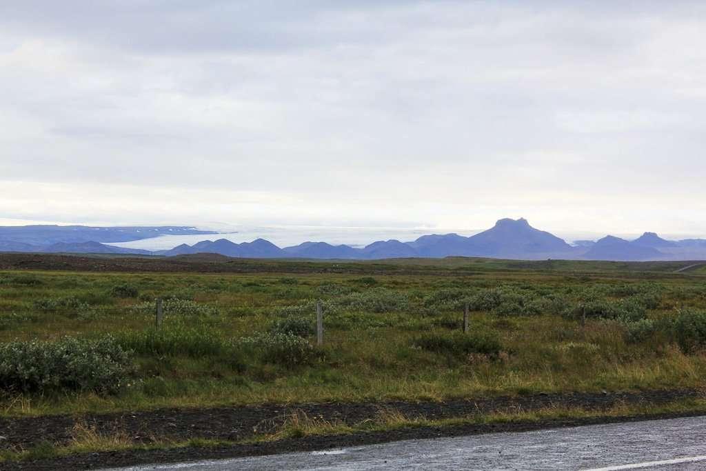 Carreteras de Islandia en el Círculo Dorado de Islandia