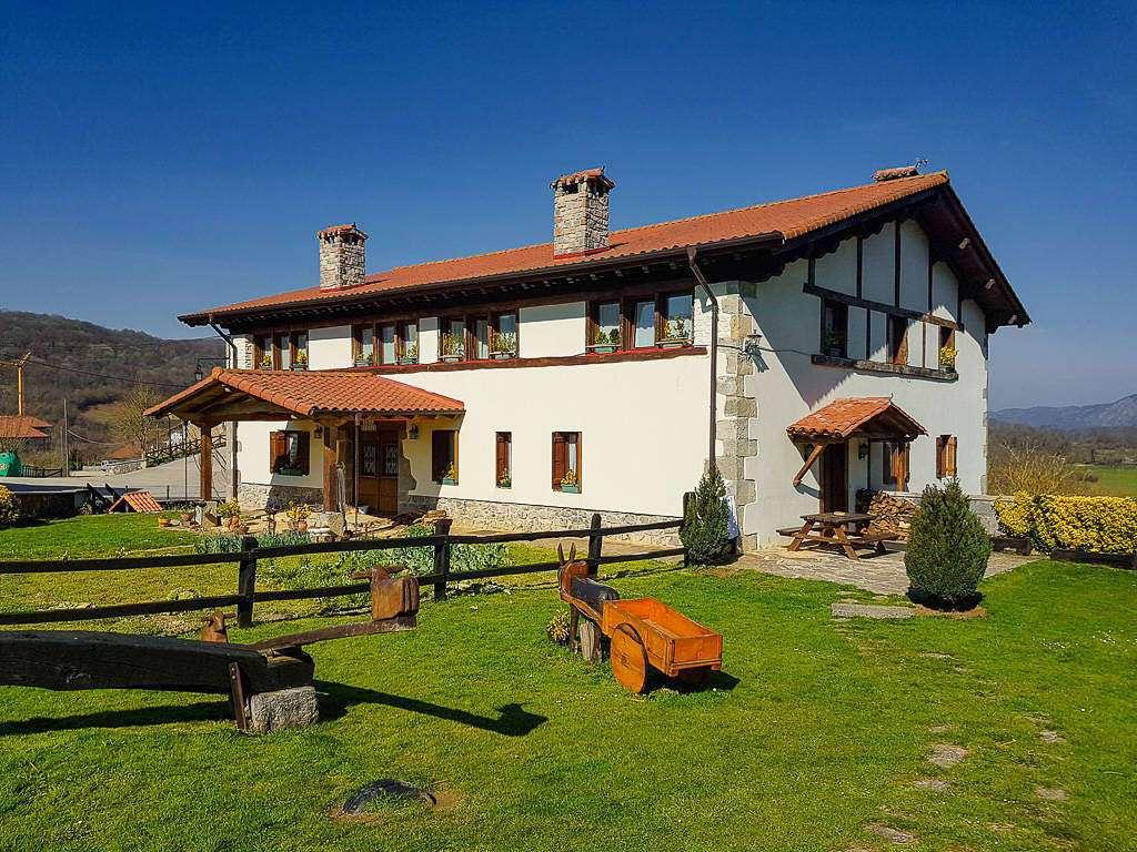 Casa rural Mikeletxenea en Astitz