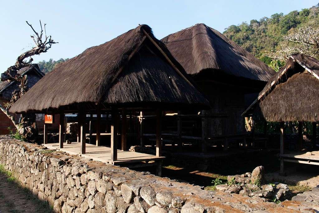 Casa típica de Tenganan