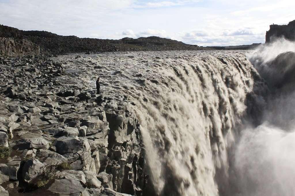 Dettifoss, la cascada más caudalosa de Europa