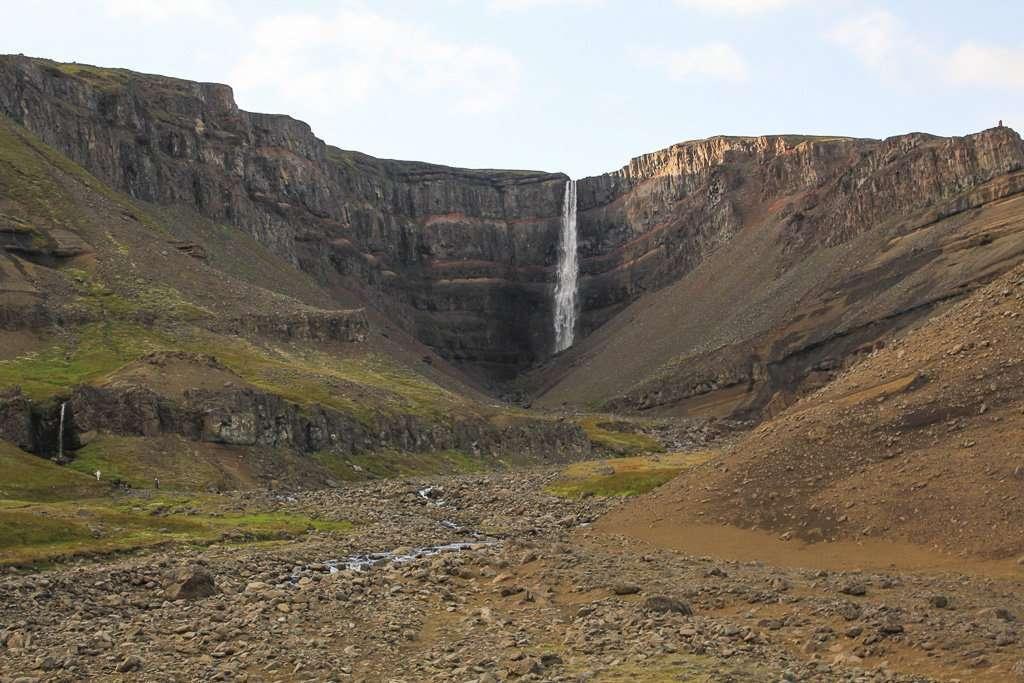 La cascada Hengifoss