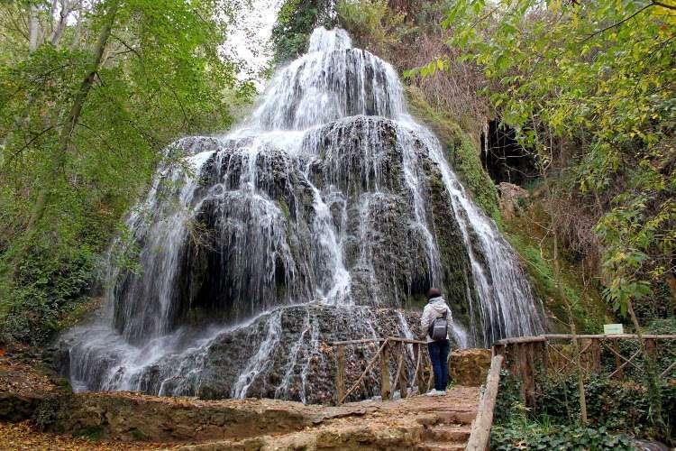 Cascada Trinidad (Monasterio de Piedra)