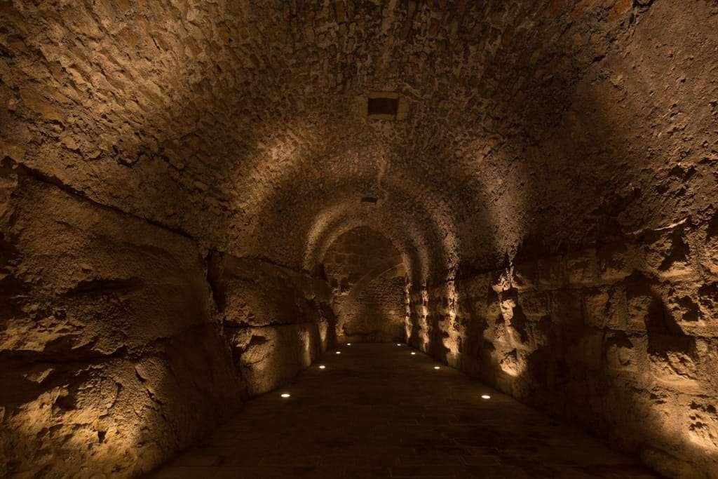 Cámara del Castillo de Ajlun