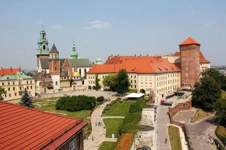 Castillo de Wawel (Cracovia)