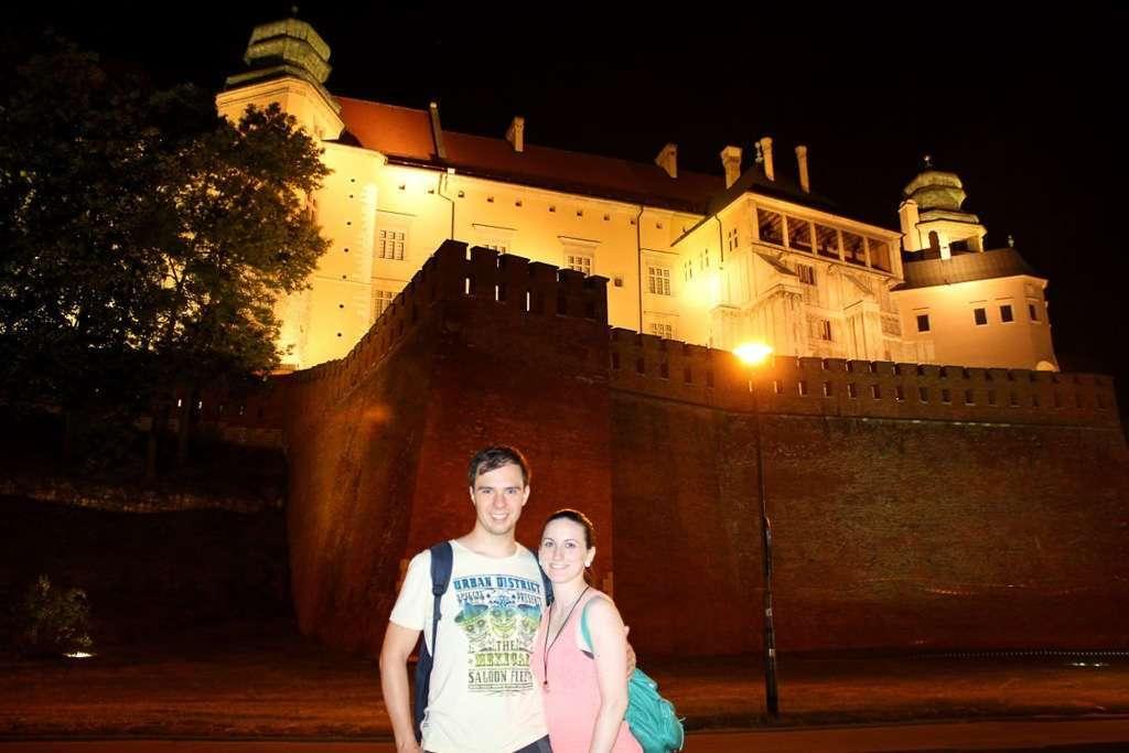 El Castillo de Wawel en Cracovia