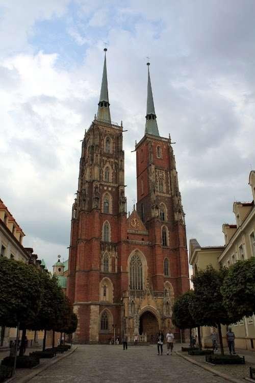 Catedral de San Juan Bautista (Wroclaw)