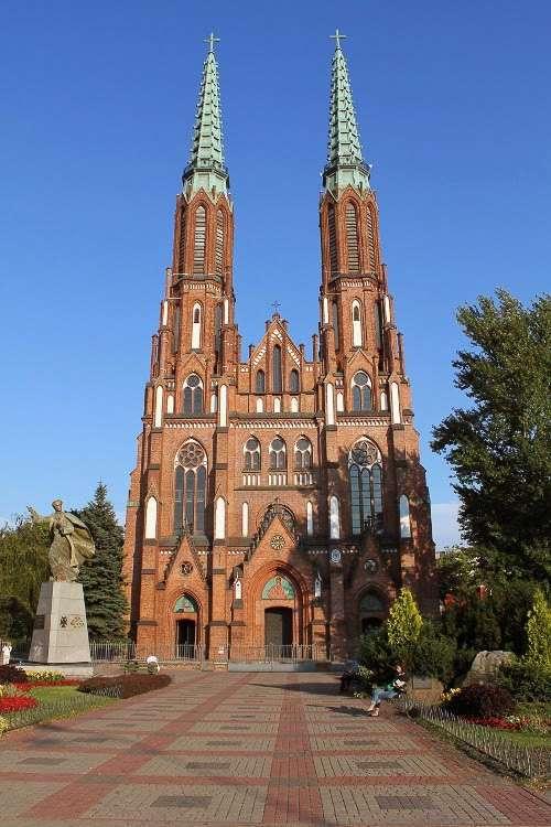 Catedral de San Miguel el Arcángel y San Florián el Mártir (Varsovia)