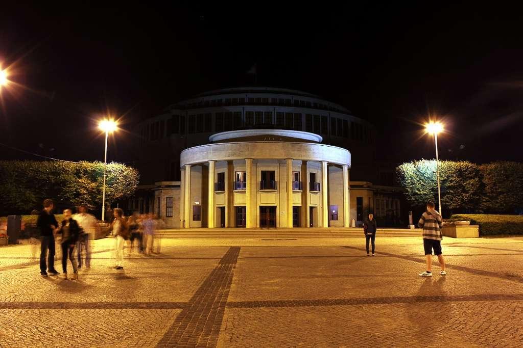 Centro del Centenario de Wrocław