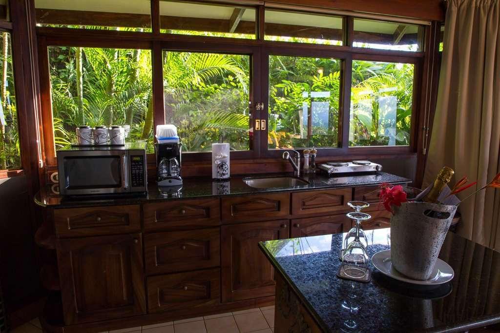 Cocina del bungalow de Tulemar