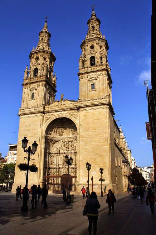 Concatedral de Sta. María de la Redonda (Logroño)