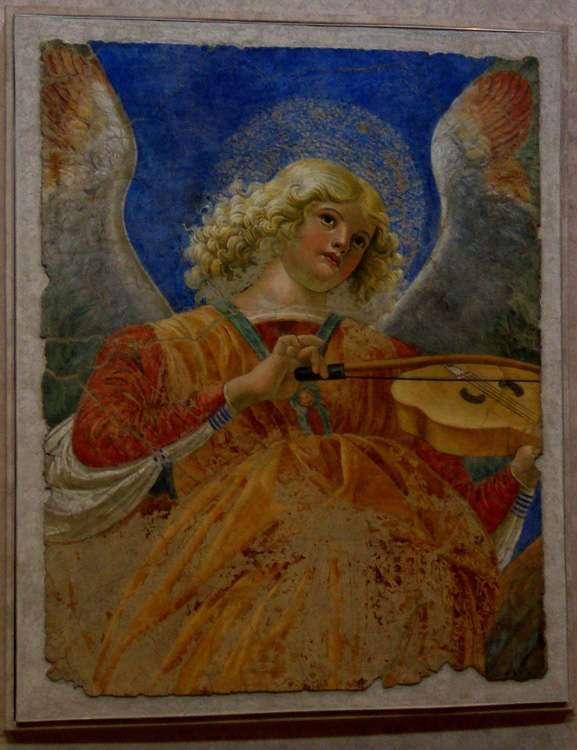 Cuadro de la Pinacoteca de los Museos Vaticanos