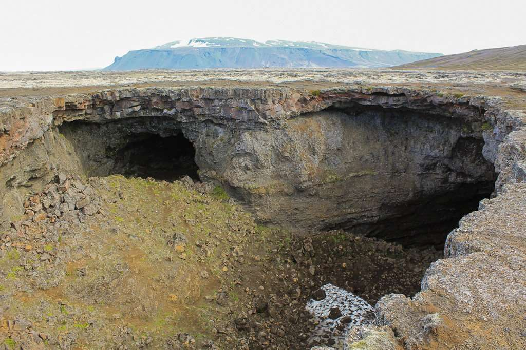 Cueva de Surtshellir