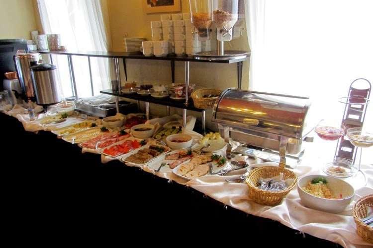 Desayuno Hotel Europejski (Wrocław)