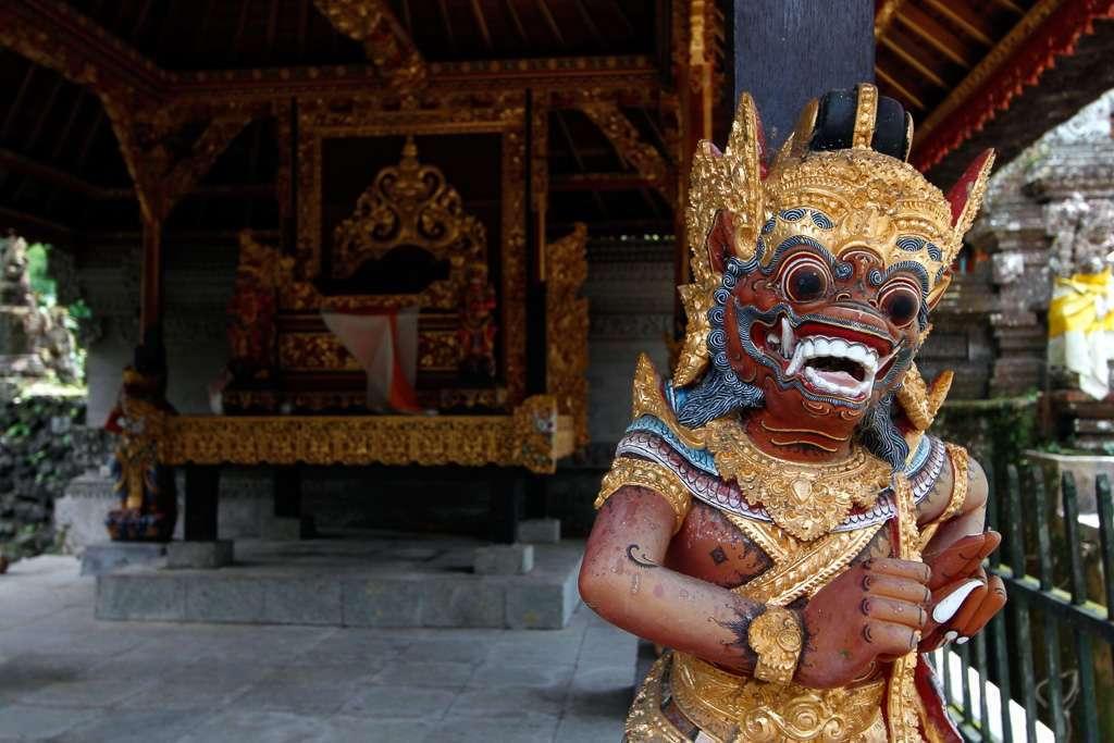 Detalle de Pura Gunung Kawi