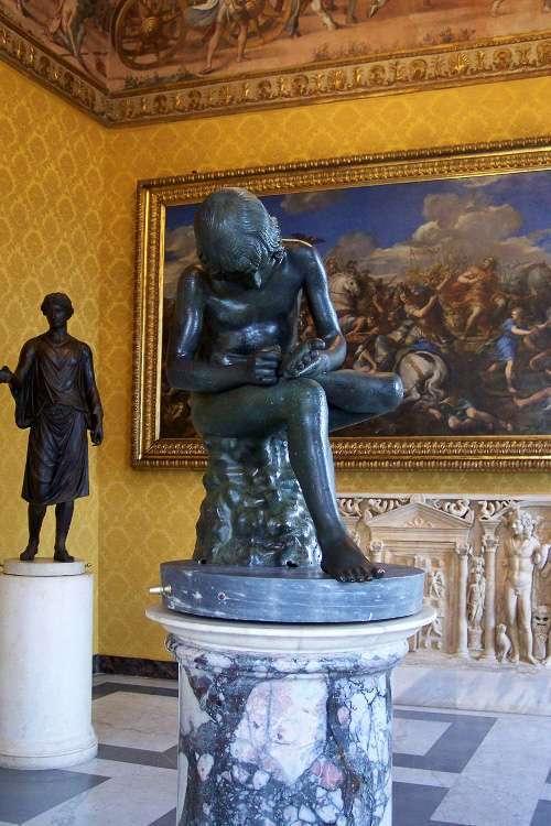 El Espinario (Museos Capitolinos)