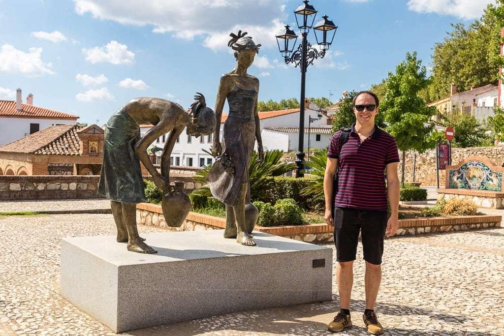 Esculturas de Aracena