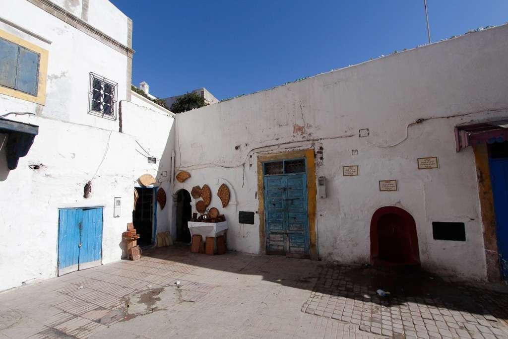 Rincón de la medina de Essaouira
