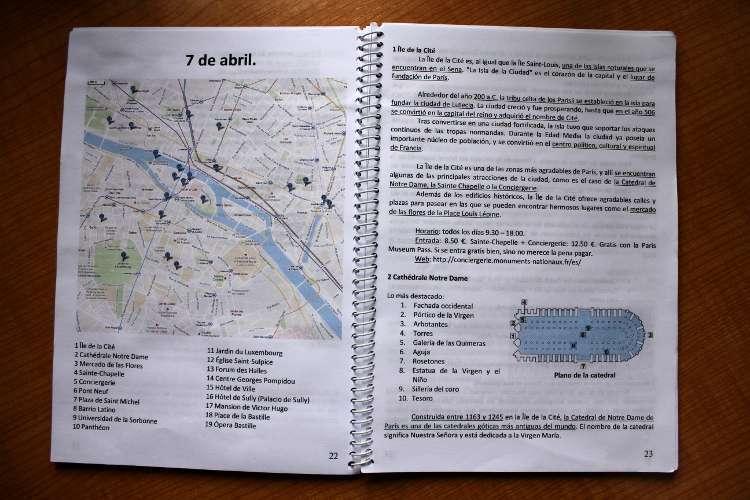 Guía París 2012