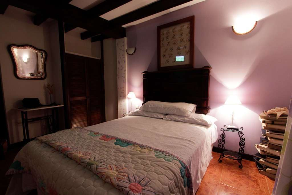Vista II de una habitación de la Posada Peña Casares