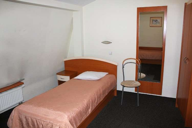 Habitación doble Hotel Atrium (Cracovia)