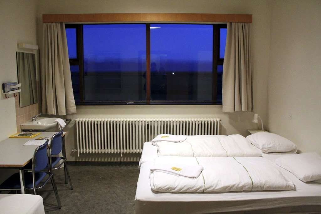 Hotel Edda Skogar - Hostel cerca de Skógafoss