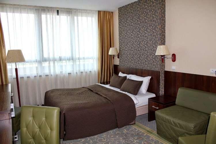 Habitación doble JM Apart Hotel (Varsovia)