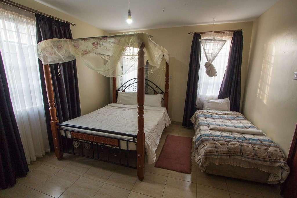Alojamiento en hotel Nairobi Transit Lounge cerca del aeropuerto de Nairobi